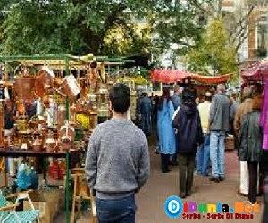 Pasar antik terpopuler didunia