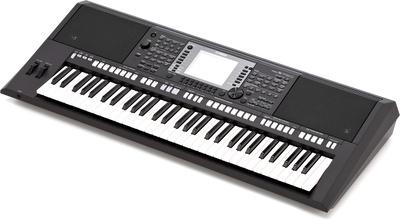 Memperkenalkan DSP pada keyboard YAMAHA PSR S-series